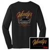 Woody's 2021 Long Sleeve T-Shirt - Black