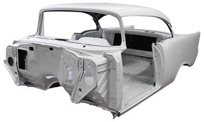 Woody's Hot Rodz Body Shell 1957 Chevy Hardtop 2-Door