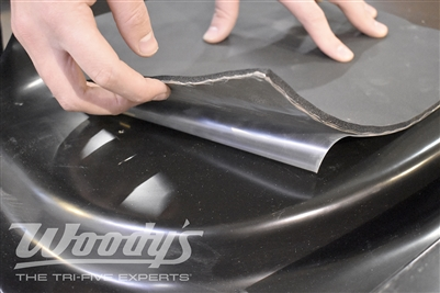 Woody's Hot Rodz Cool and Quiet Mat