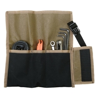 Tool Roll - Multiple Colors