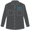 Dickies Mechanic Long-Sleeve Shirt</b> with <b>Embroidered</b> Company Logo