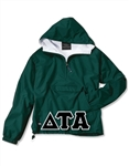 Anorak with 4.5-Inch Greek Letters