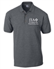 Fraternity Polo Shir with Custom Embroidery