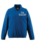 <b>Half-Zip Fleece</b> with <b>Custom Embroidery</b>