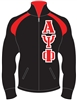 Fraternity Track Jacket</b> with <b>4.5-Inch Greek Letters