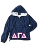 <b>Anorak</b> with <b>4.5-Inch</b> Greek Letters