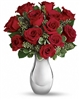 Teleflora's True Romance Bouquet with Roses