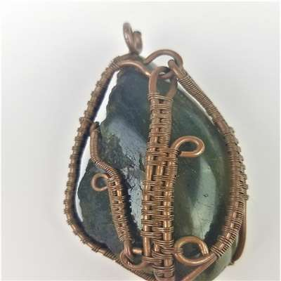 GREEN PEACE PENDANT