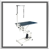 hydraulic grooming table, pet hydraulic grooming table, dog hydraulic grooming table, hydraulic grooming table,electric lifting dog grooming table, stainless steel, non-slip, no slip, durable, grooming table