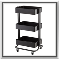 Flying Pig Tool Cart- Black
