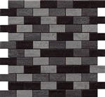 "Kaleido Mosaic 1"" x 2"" Mix Ce/Gr/Ne (12"" X 12"" Sheet),Suwanee, Atlanta, Johns Creek, Buford, Duluth, Gwinnett, Alpharetta, Lilburn, Roswell,Flooring, Tile, Wood, Porcelain Tile, Ceramic Tile, Mosaic Tile, Mosaic, installation product sale, happy floors, h"