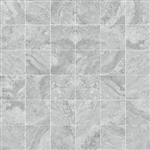 "Mosaic Antalya Grey 2"" X 2"" (12"" X 12"" Sheet) Suwanee Atlanta Johns Creek Alpharetta Georgia"