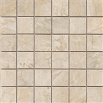 "Mosaic Amira Natural 2"" X 2"" (12"" X 12"" Sheet) Suwanee Atlanta Johns Creek Alpharetta Georgia"