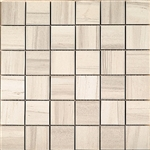 "Mosaic Apollo Beige 2"" X 2"" (12"" X 12"" Sheet) Suwanee Atlanta Johns Creek Alpharetta Georgia"
