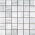 "Mosaic Apollo Grey 2"" X 2"" (12"" X 12"" Sheet) Suwanee Atlanta Johns Creek Alpharetta Georgia"