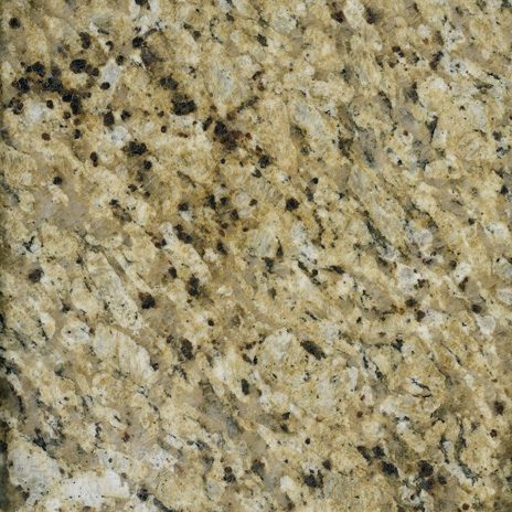 light granite countertops with cherry cabinets