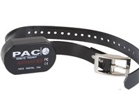 Picture of the AXC5 Collar. This collar is compatible with the AXT, BXT and DXT remote training system.