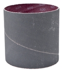 "3"" x 3"" NO-LAP SPIRAL BAND 400 GRIT"