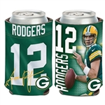 Aaron Rodgers 12 oz Player Can Cooler