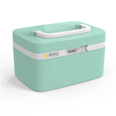 Lockable First Aid Box for Home/Office | Multifunctional (8L)