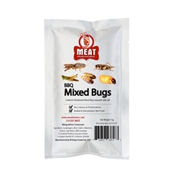 Meat Maniac BBQ Mixed Bugs