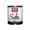 Meat Maniac Smoked Rattlesnake- Gourmet Canned Wild Game Meat