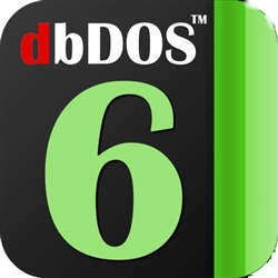 dbDOS PRO 6 Upgrade License -- Download