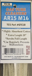 TCS AR-15 Gas Tube Cleaners