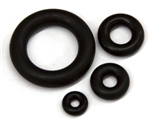 Replacement O-rings for TCS 257/6.5mm Caliber Cleaning Jags