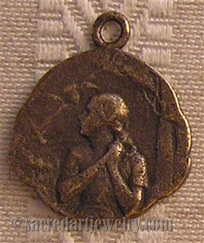 Sterling Silver Medal