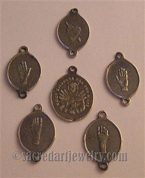 Wounds of the Passion Medal Set from Bulgaria 1""