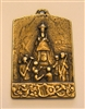 Medal, Our Lady of Fatima.  1 1/2""