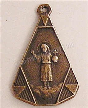 Boy Jesus Guardian Angel Medal 1""