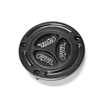 honda cbr gas cap black anodized