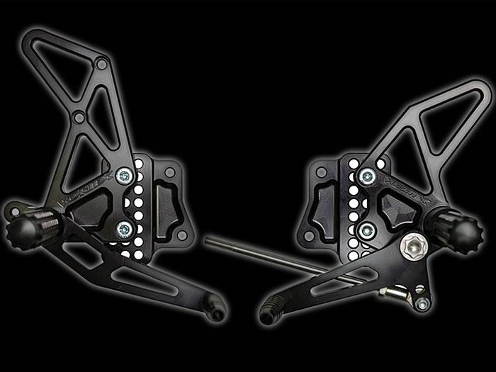 Vortex Adjustable Rearsets V Suzuki Gsx R