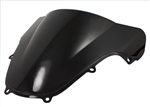 Suzuki GSXR 600 750 1000 Double Bubble Windscreen 2001-2003 Dark Smoked Sixty61