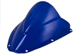Suzuki GSXR 600 / 750 Double Bubble Windscreen 2006-2007 Blue Sixty61