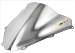 Suzuki GSXR 600 / 750 Double Bubble Windscreen 2006-2007 Chrome Sixty61