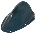 gsxr 06-07 double bubble smoke windscreen