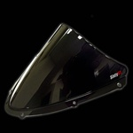 gsxr 08-10 double bubble dark windscreen