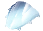 Suzuki GSXR 600 750 Double Bubble Windscreen 2011-2016 2015 Clear Sixty61