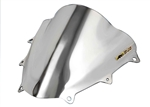 Suzuki GSXR 600 750 Double Bubble Windscreen 2011-2015 2016 Chrome Silver Sixty61