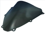 Suzuki GSXR 600 750 Windscreen 2006 2007 Smoked Sixty61