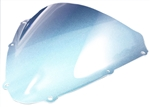 Suzuki 600 750 Clear Double Bubble Windscreen 2008 2009 2010
