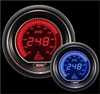 ProSport Red/Blue Evo Oil Temperature Gauge (Elec. w/temp sensor)