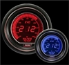ProSport Red/Blue Evo Water Temperature Gauge (Elec. w/temp sensor)