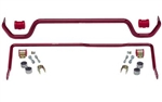 Eibach Front and Rear Anti-Sway Bar Kit: Ford Fiesta ST