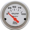 Autometer Ultra Lite Oil Pressure Gauge