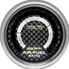 Autometer Carbon Fiber Air/Fuel Ratio Gauge