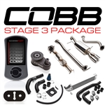 COBB Tuning FORD FIESTA ST STAGE 3 POWER PACKAGE W/V3